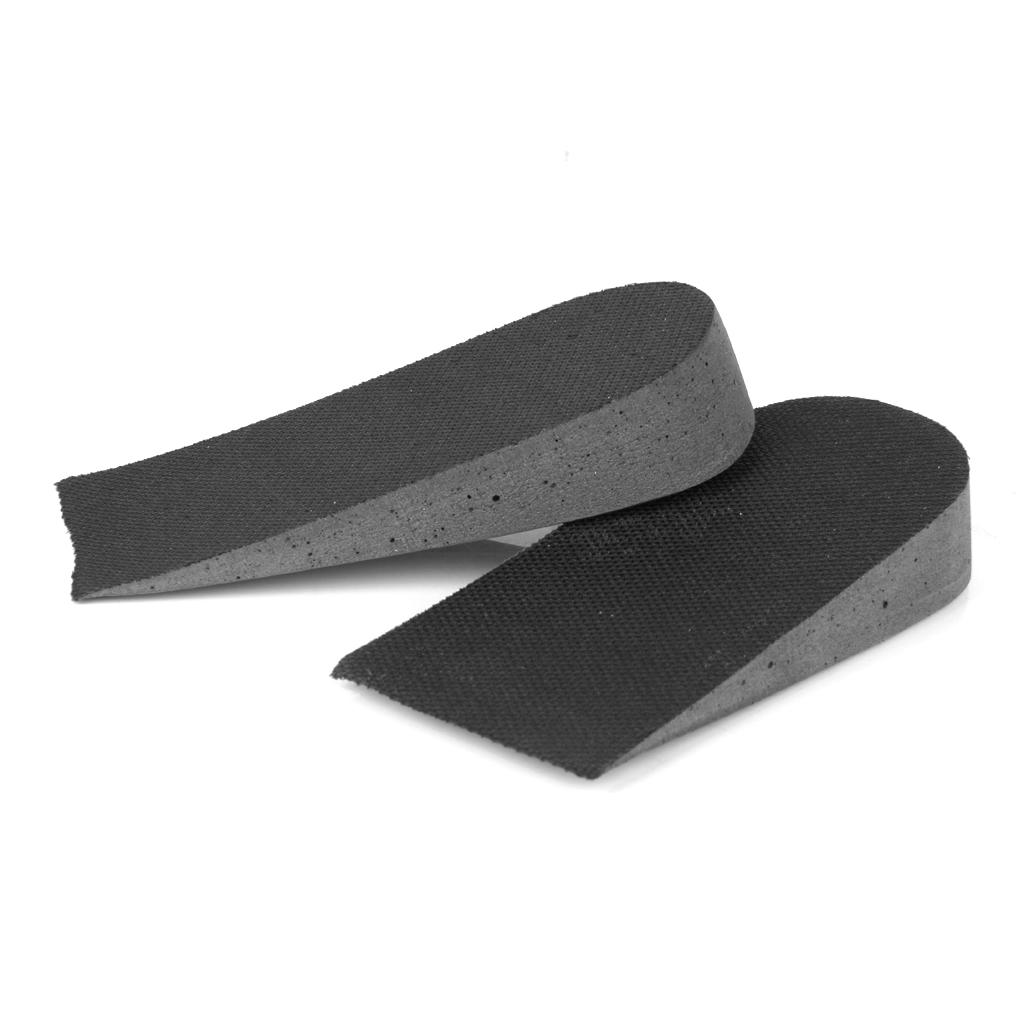 unsichtbar Höhe Anstieg Innensohle Schuh Pad - Schwarz