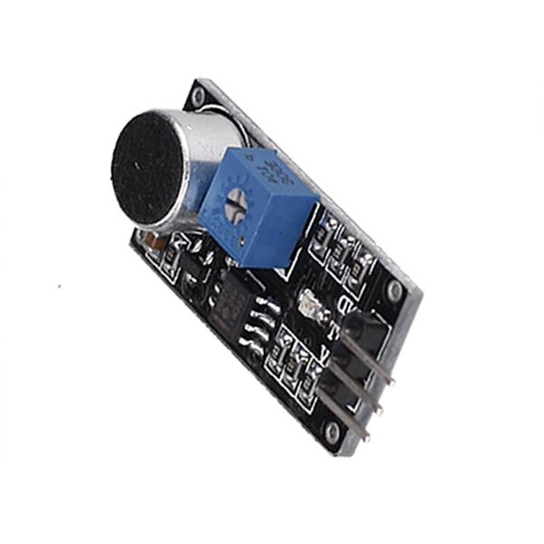 10pcs Sound Sensor Detecting Module for Smart Car