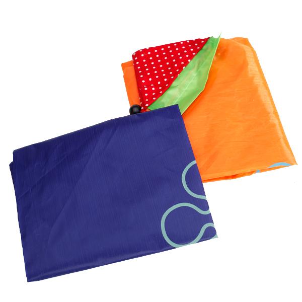 12pcs Strawberry Eco Reusable Shopping Bag Foldable Tote Shoulder Bag