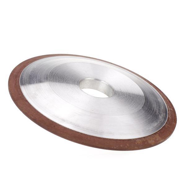 One Side Tapered Plain Resin Diamond Grinding Wheel