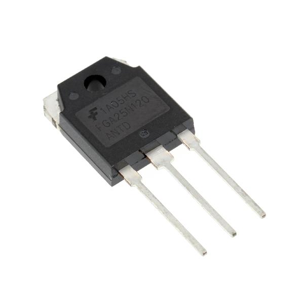 IGBT Power Transistor FGA25N120 1200V 313W