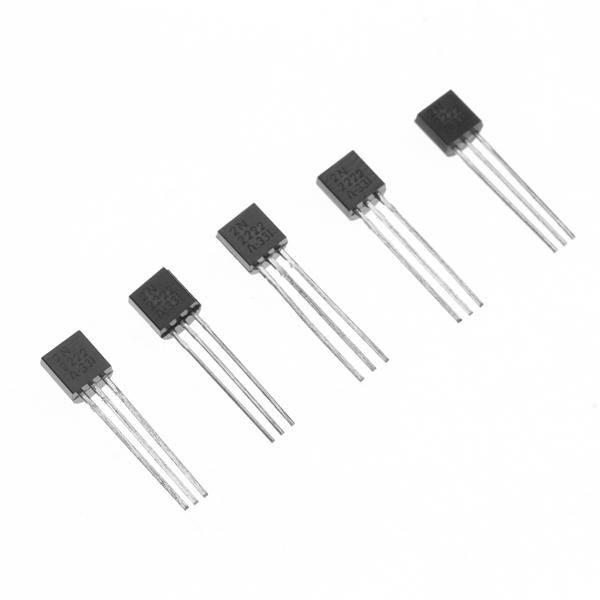 100pcs 2N2222 TO-92 NPN 40V 0.8A Transistor