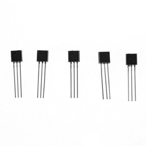 100pcs 2n3904 To 92 Npn Transistor Free Shipping