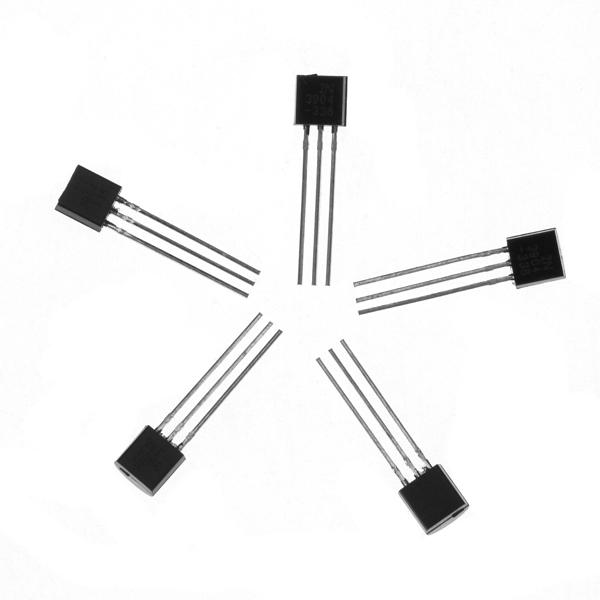 100pcs 2N3904 TO-92 NPN Transistor