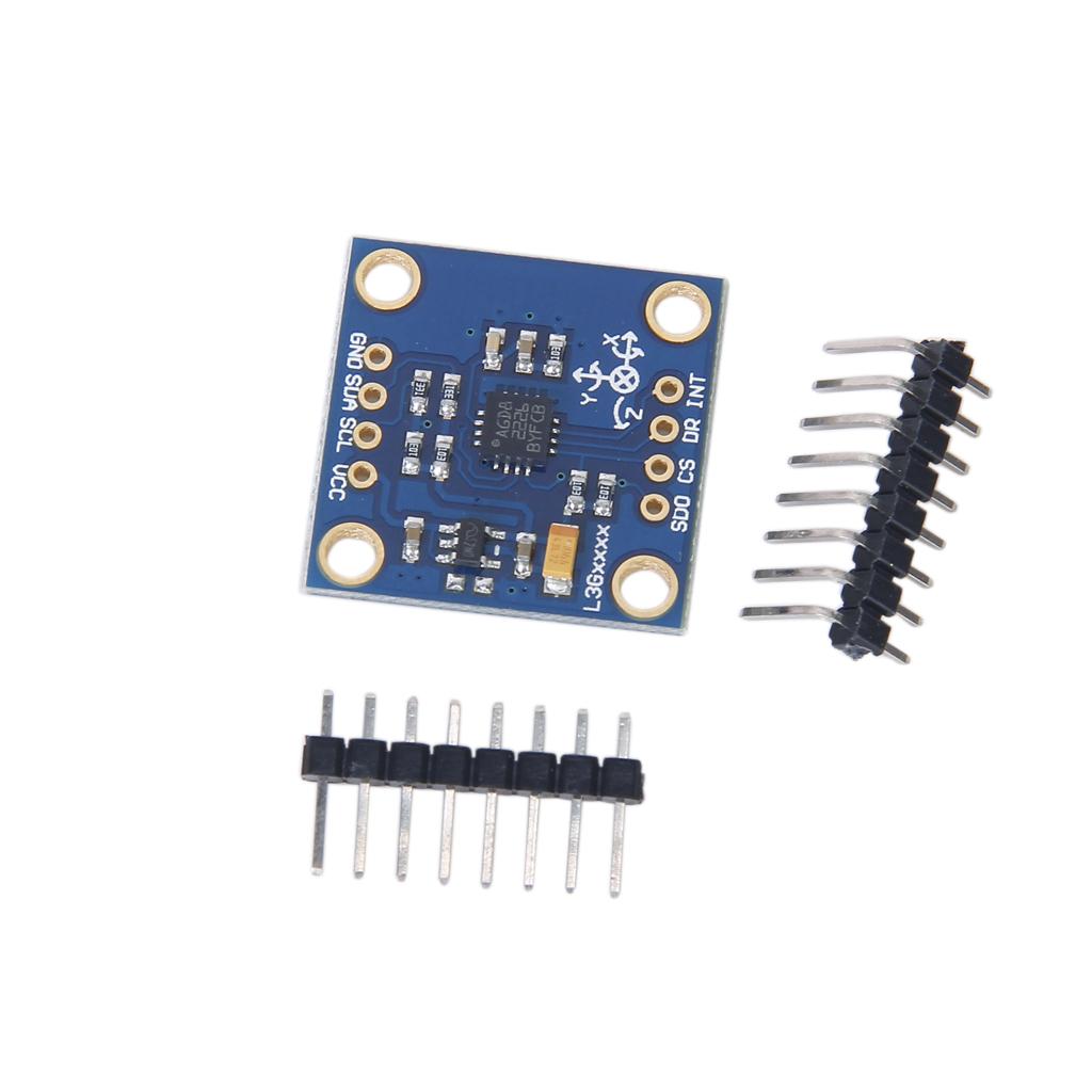 GY-50 3 Axis Digital Gyroscope Sensor Module Angular Velocity
