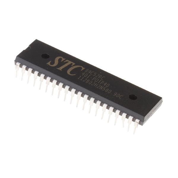 89C52RC DIP40 Microcontroller