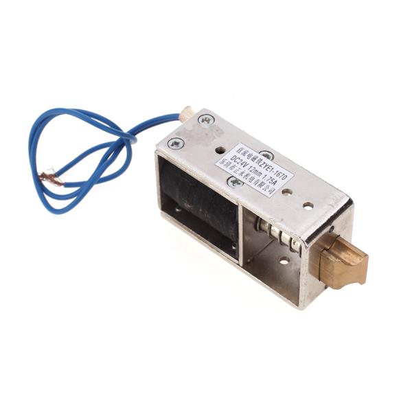 DC 24V Pull Type Open Frame Solenoid Electromagnet