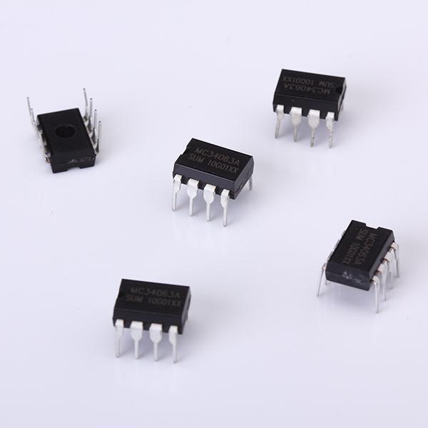 MC34063A 0.8A Converter Control Circuit