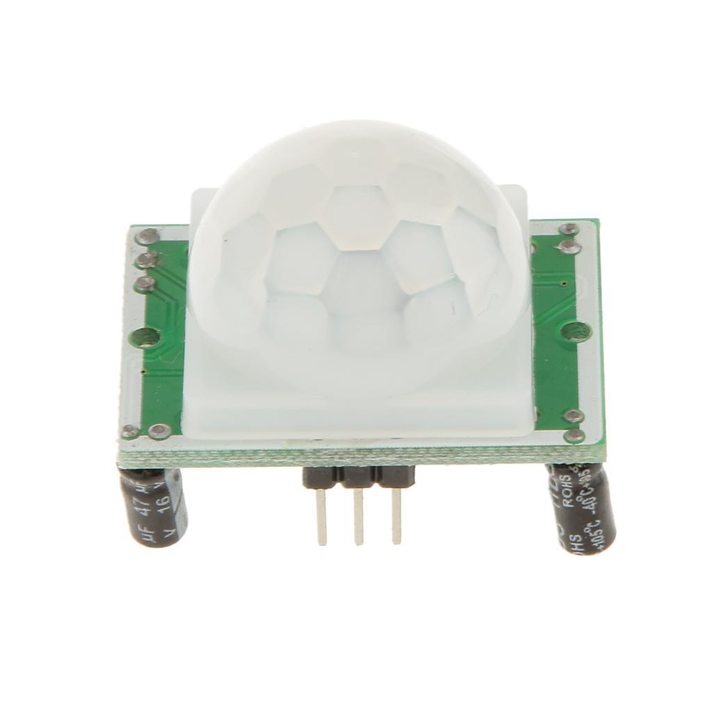 AK-GY001 Pyroelectric PIR Infrared Motion Sensor Detector Module