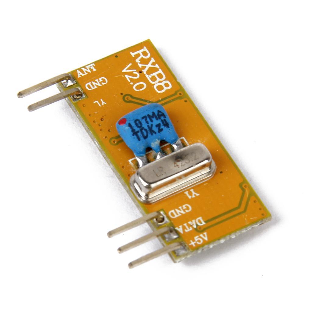 433M Wireless Remote Control Receiver Board Module RXB8