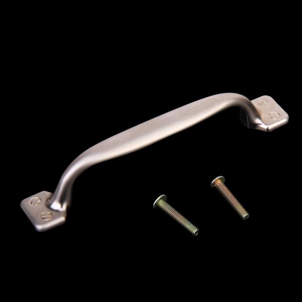 Satin Cabinet Cupboard Door Handle Pull 125mm