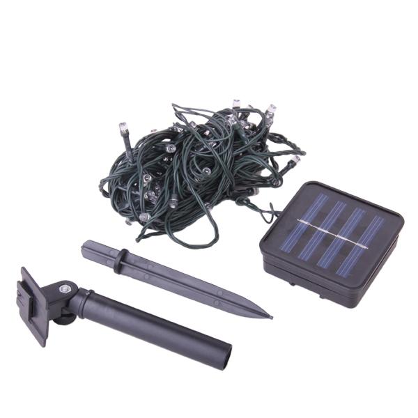 200 PCS Solar LED String Lights - Warm Color