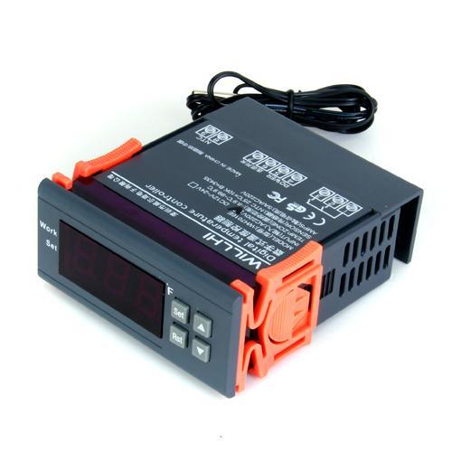 Digital Temperature Controller Thermostat WH7016E