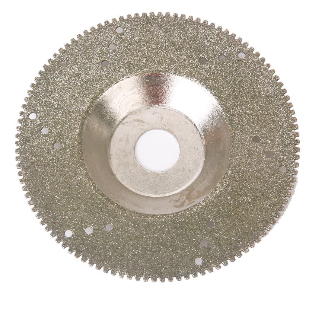 100mm Diamond Cutting Disc Saw Blade Cut Off Wheel