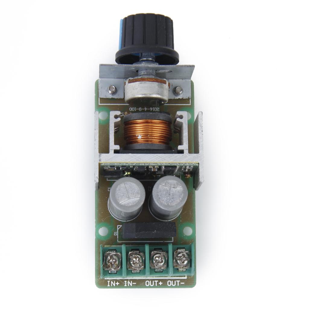 DC 6V-40V / 3.3 A Motor Speed Control Controller Regulator