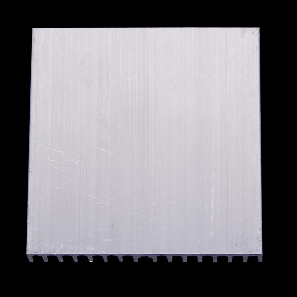 Aluminum Heatsink Cooling for 5W / 2 x 3W / 5 x 1W LED Light