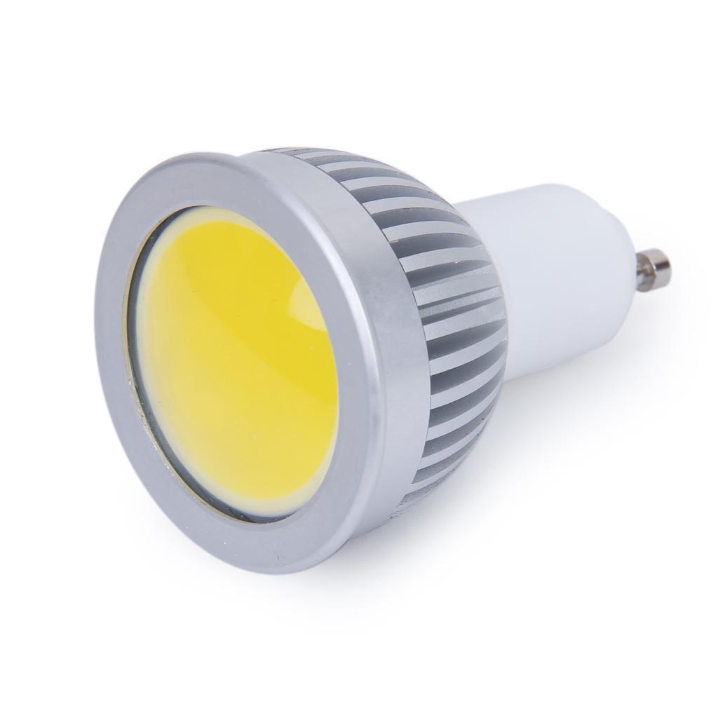 5W COB LED Spotlight GU10 - Warm White