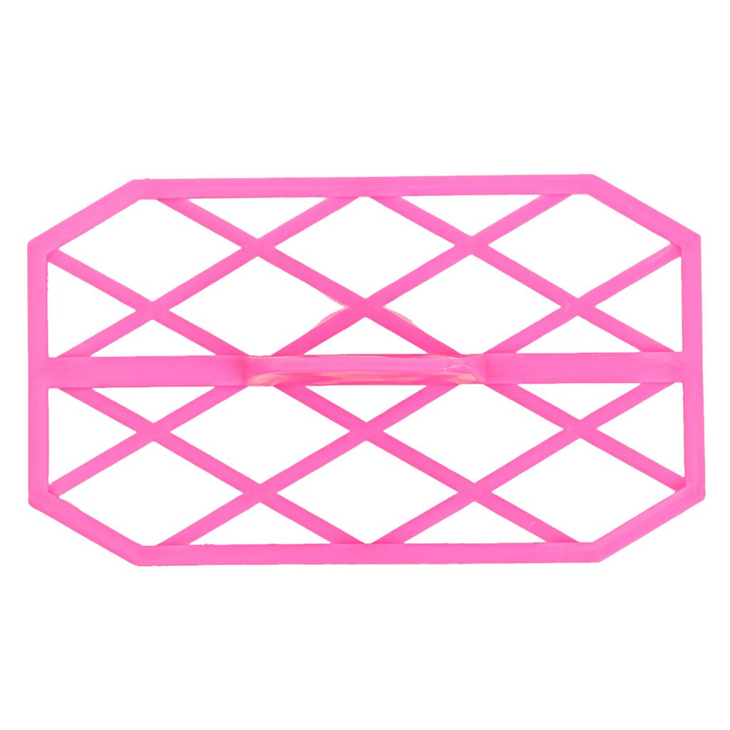 DIY Rhombus Quilt Embosser Fondant Cake Cutter Craft Decorations Tool Kit