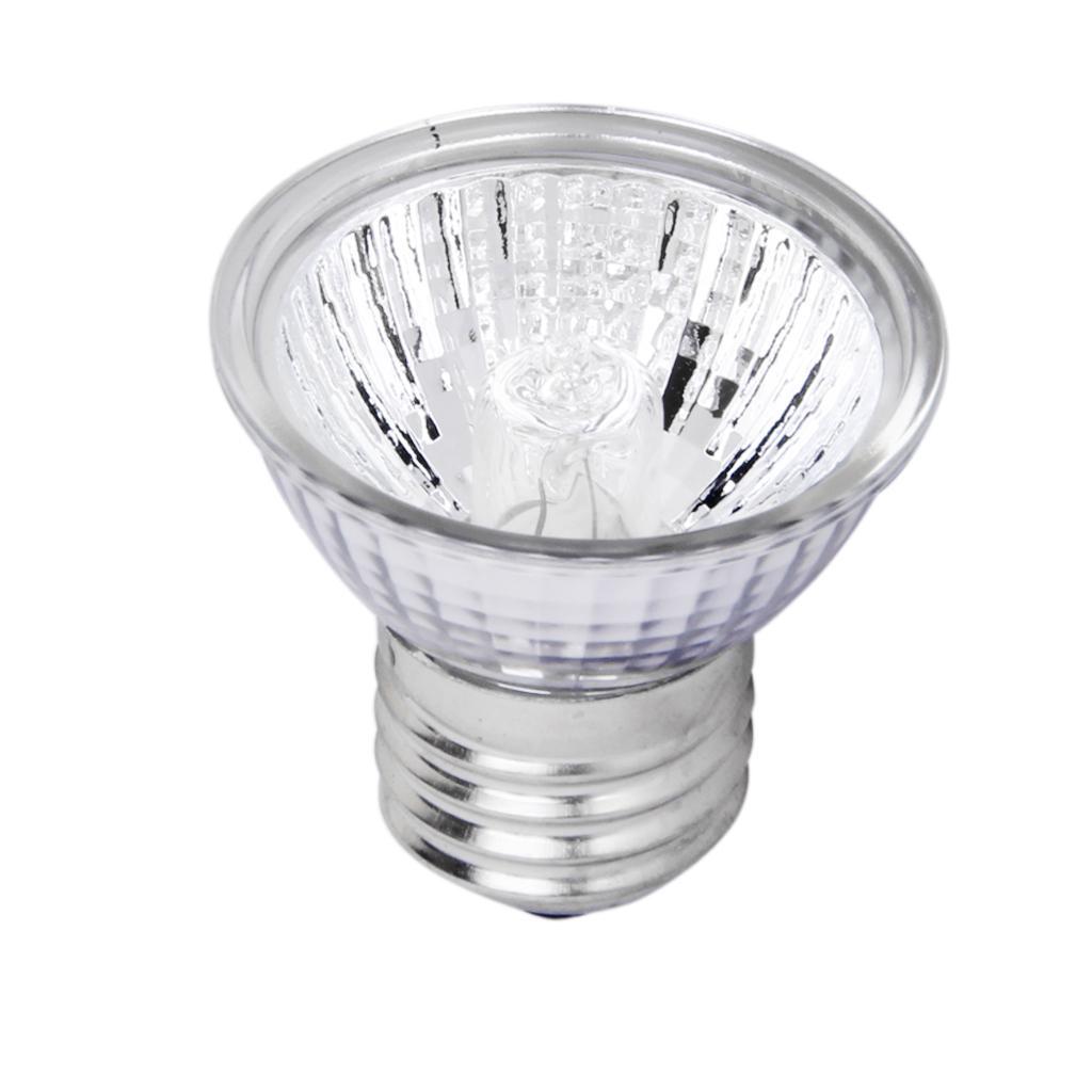 220-240V 25W Pet Reptile Mini Reflector Halogen Spotlight Light Lamp Bulb