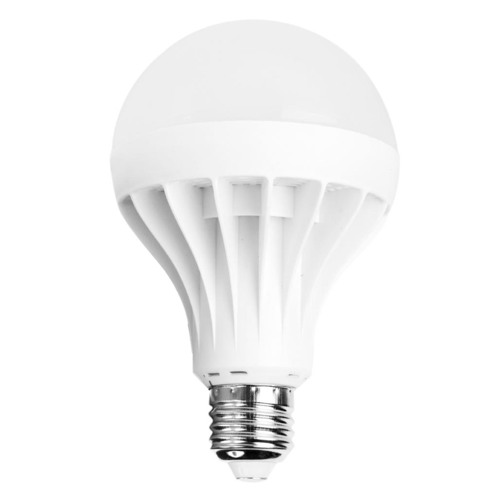 E27 12W LED Bulbs Energy Saving Lamp Screw-on White Light 220V