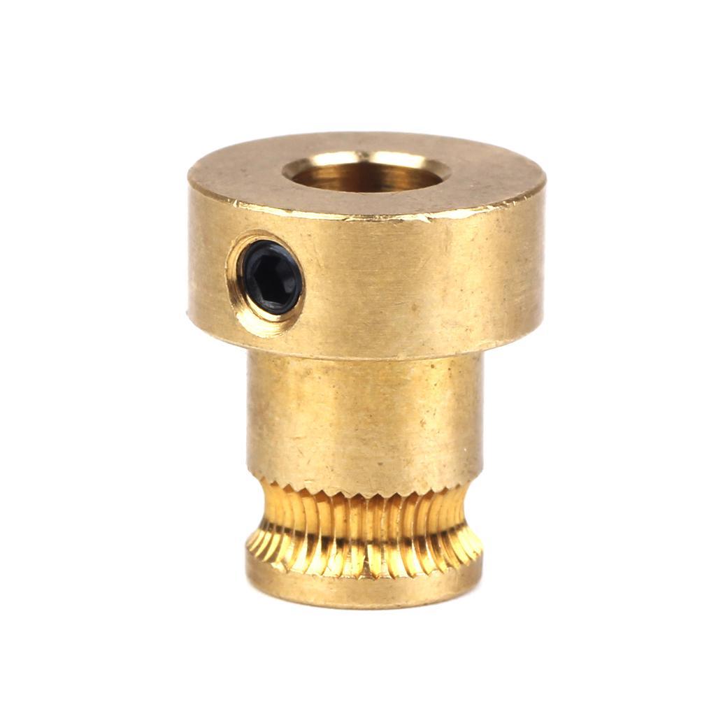 Extruder Drive Gear 5mm Bore for 1.75mm Filament KOSSEL Repra 3D Printer