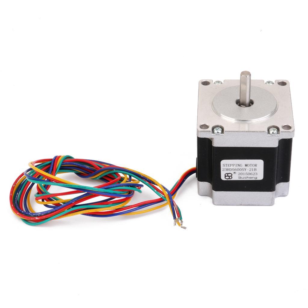 Nema23 hi-torque 900mN.m Step Stepper Stepping Motor 2A for 3D Printer CNC