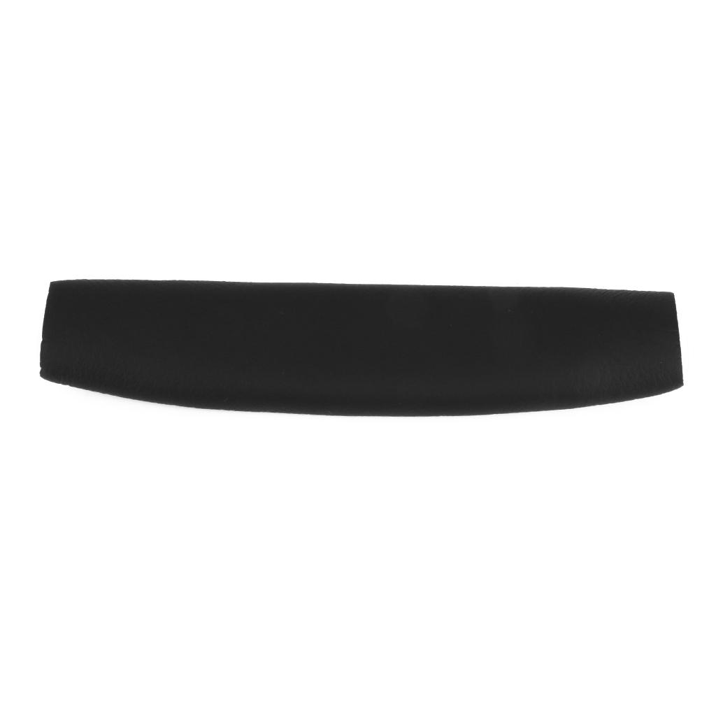 Headband Cushion Pads for Sony V600 V900 7509 Headphones 1pcs Black