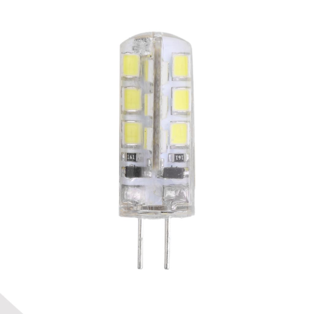 DC12V 2W G4 LED Bulb SMD 3014 Lamp Spot Light Energy Saving White