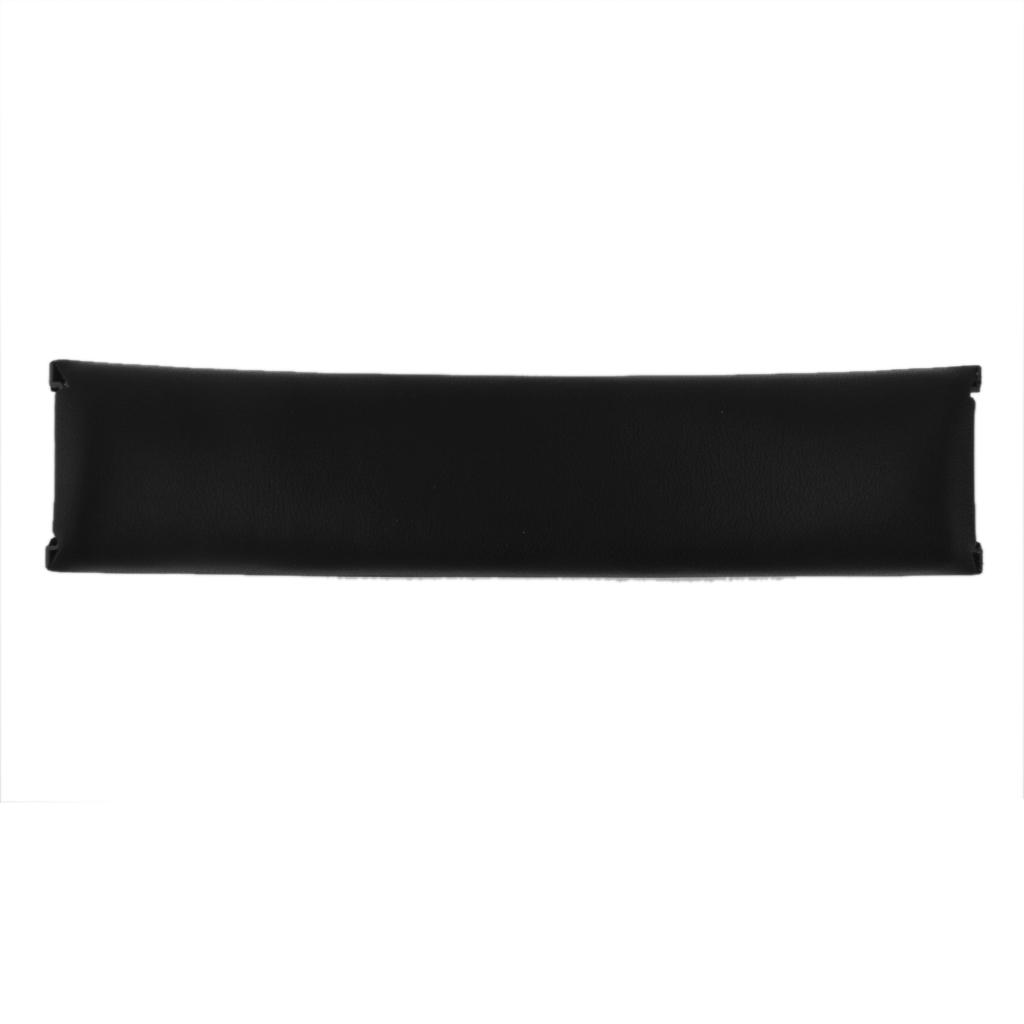 Replacement Headband Cushion Pad for Monster Beats Studio Headphones Black