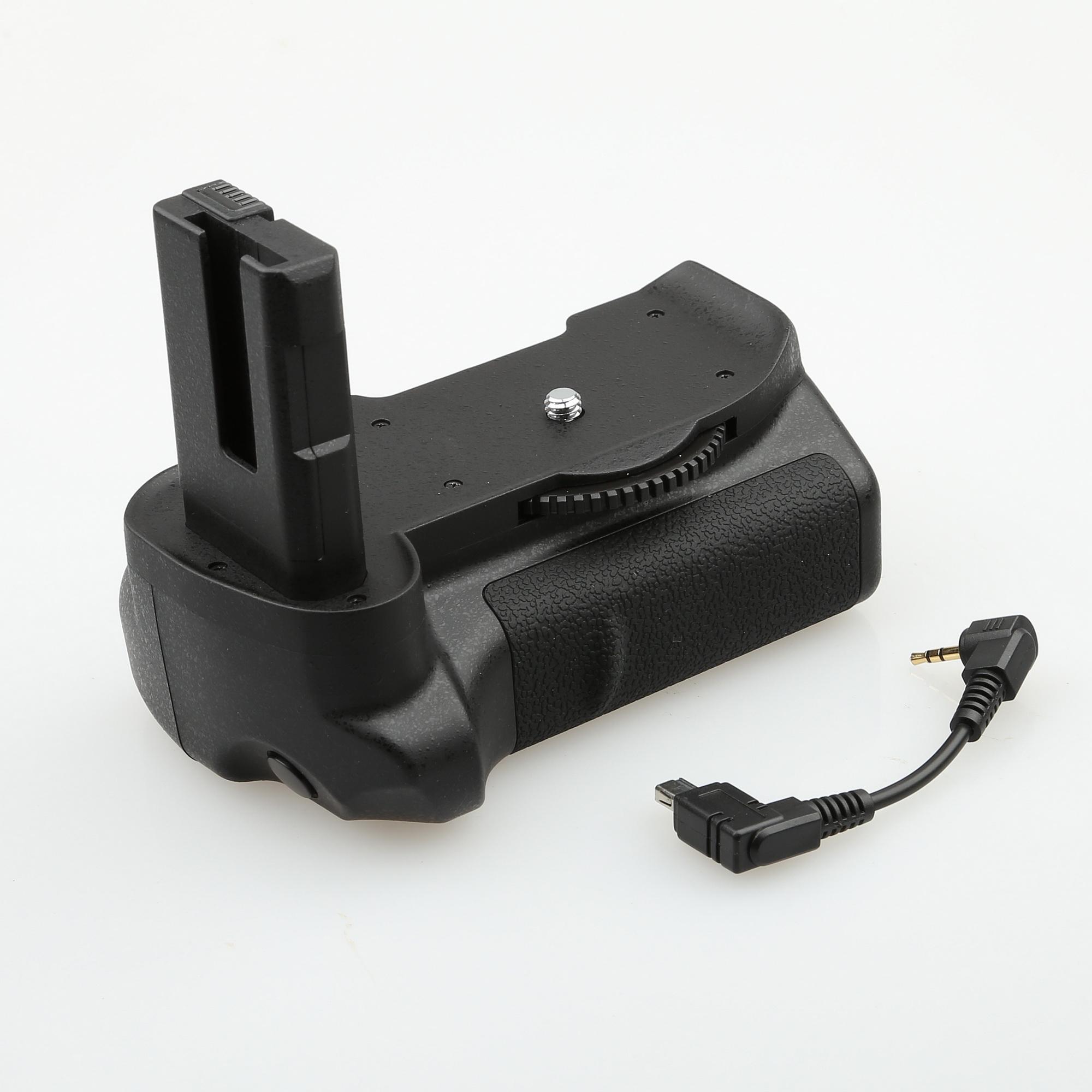 Vertical Battery Grip Holder For Nikon D5100/D5200 Vertical Shoot Shutter