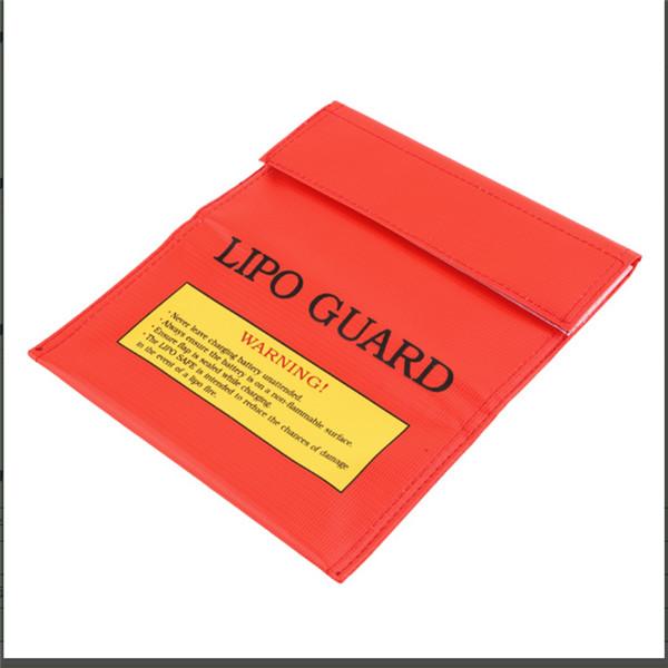 Mini RC Lipo Battery Safe Bag Guard Charging Protection Sacks 22 x 18cm