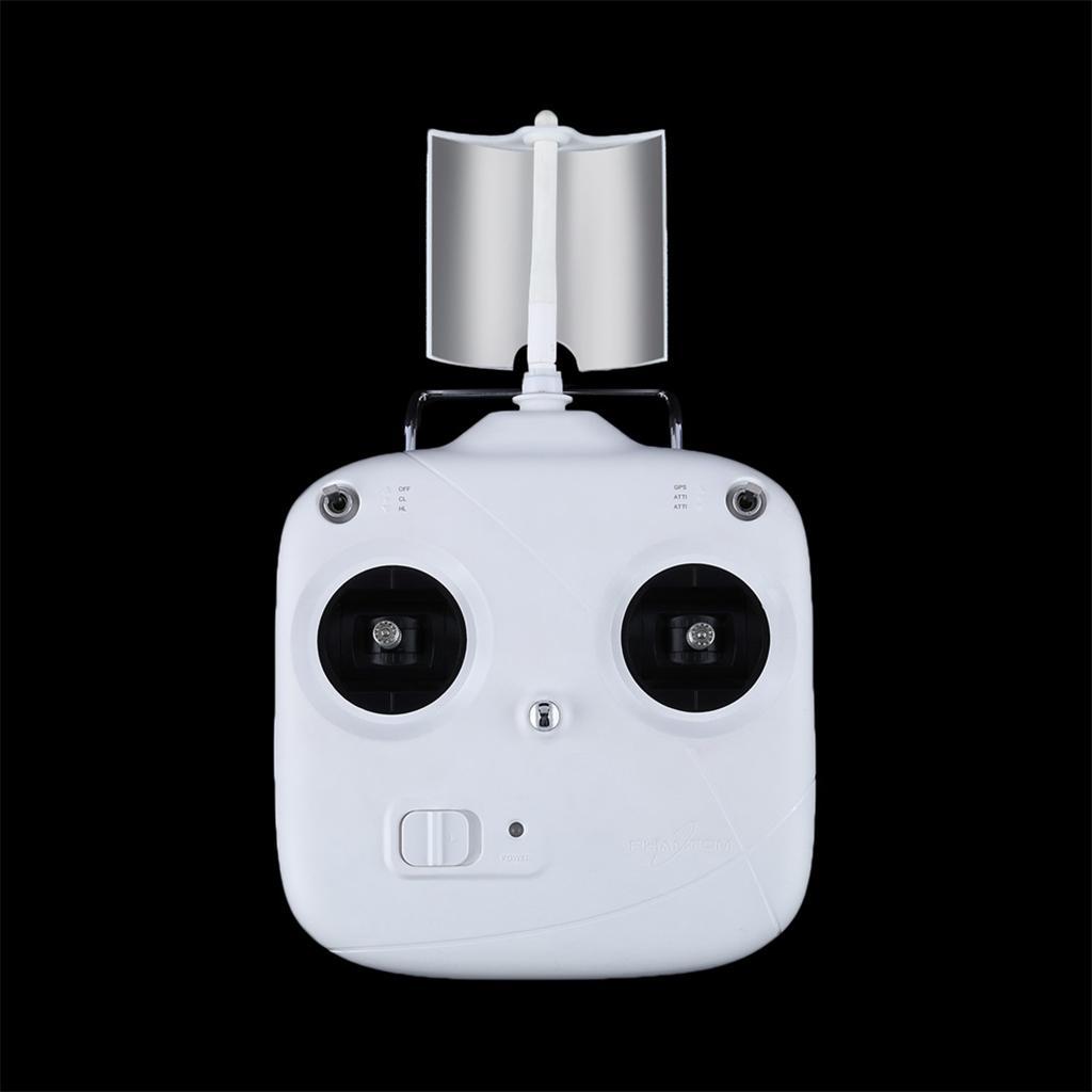 Antenna Range Extender Radio Signal Booster for DJI Phantom 2 White