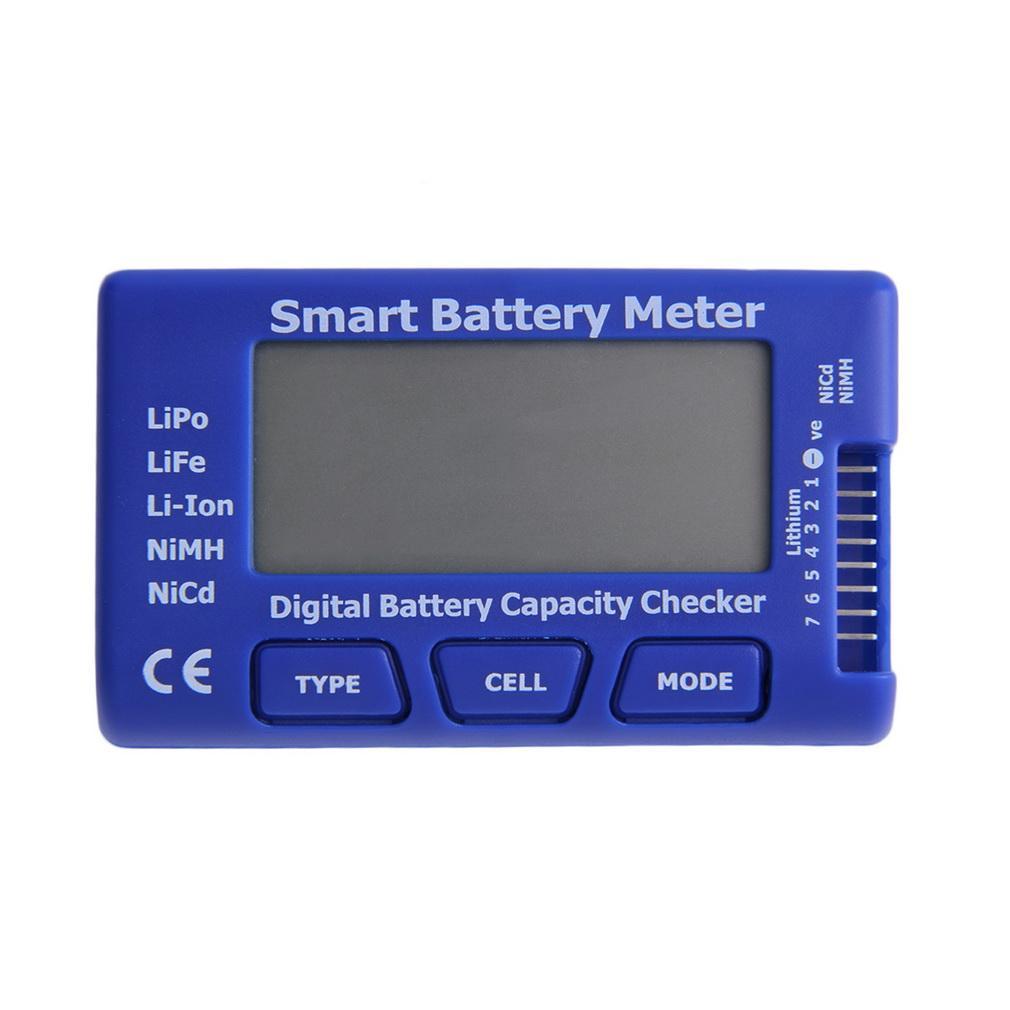 5 in 1 Smart Battery Meter W/ Balance Discharge ESC / Servo PPM Tester