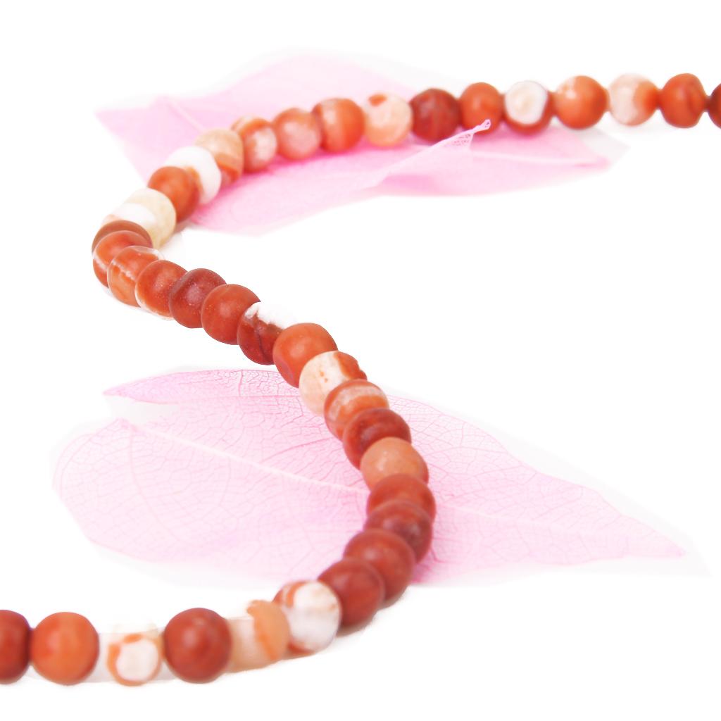 Red Malachite Stone : Red malachite round gemstone loose beads strand mm