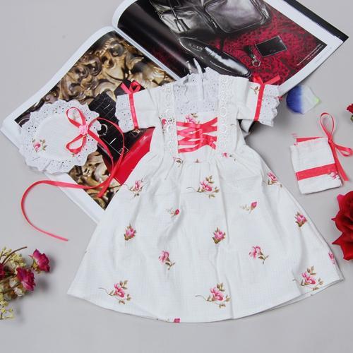 Colonial Dress Gown Sleevelessvest for American Girl Doll