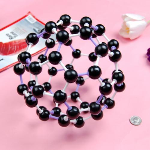 Buckyball Fullerene C60 Kit Organic Chemistry Molecular Model Set