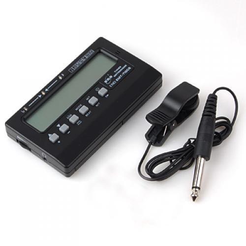 3 in 1 Digital LCD Metronome Tone Generator Guitar tuner