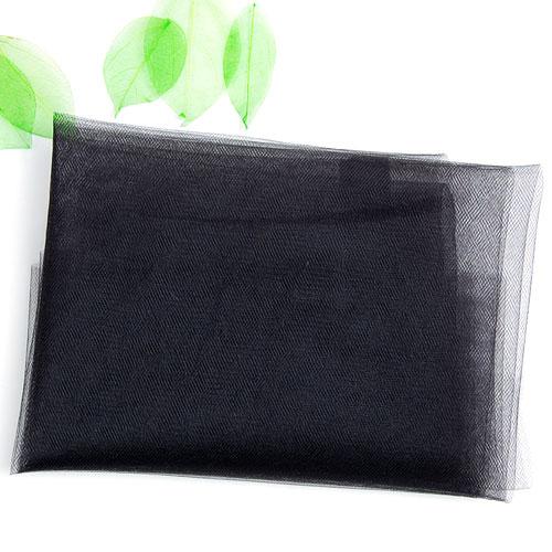 63 x 20 Inch Black Fascinator Millinery Netting DIY Hat Veiling