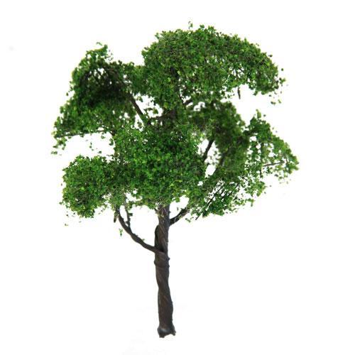 4.72 Inch Scenery Landscape Model Elm Tree