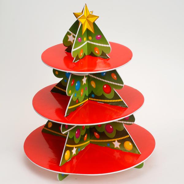 Christmas Tree 3D Jigsaw Puzzle Set