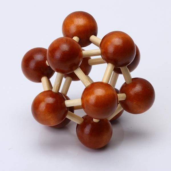 Organic Chemistry Molecular Model Lock Puzzle Toy