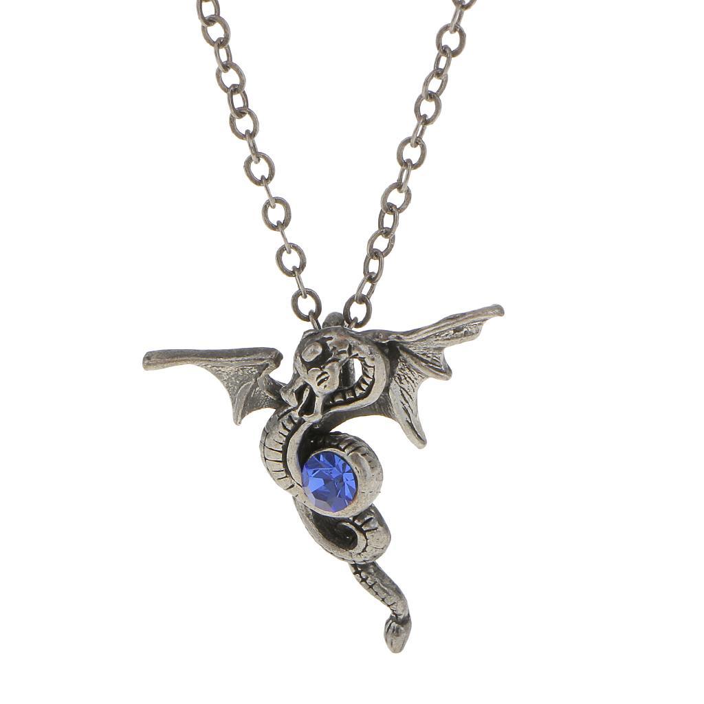 Dragon Totem Pendant Chain Necklace