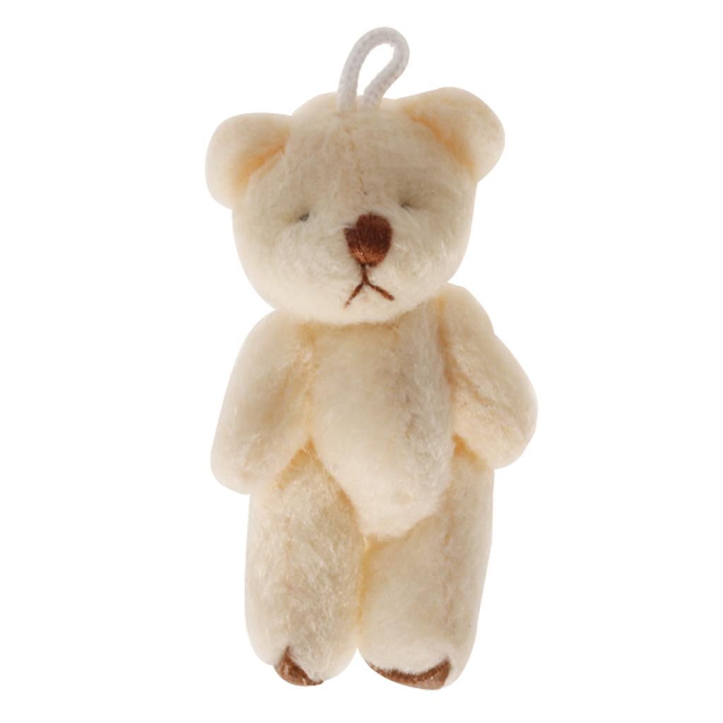 Joint Bear Cellphone Pendant Bouquet Bear 2.5 Inch