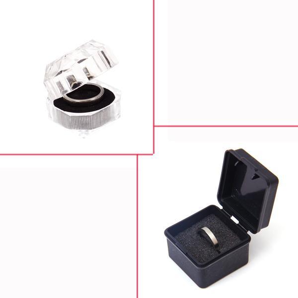 Magnetic Ring Magic Trick Magic Prop w/ Box
