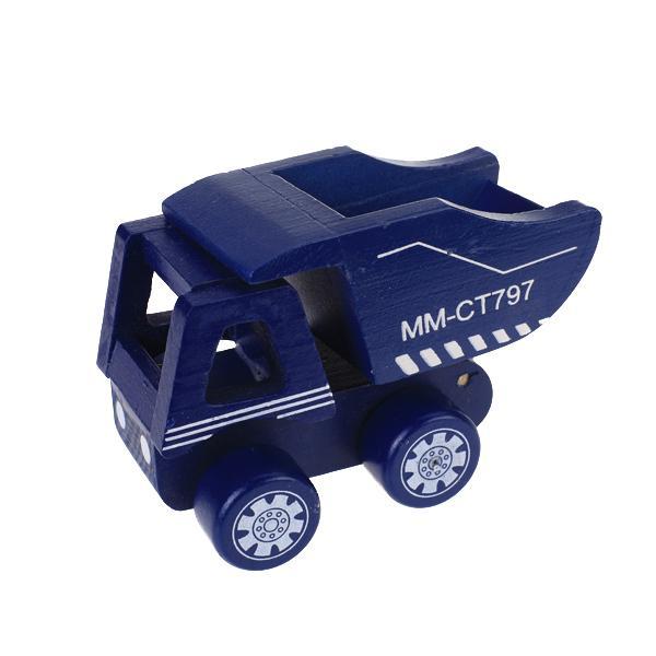 Wooden Tip Up Truck Lorry Dumper Truck Kids Toy