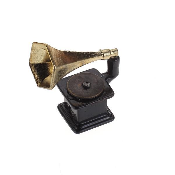 Vintage Mini Phonograph Model