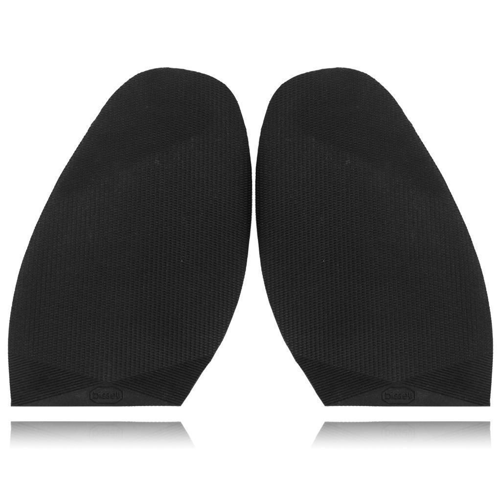 Footful Women's Glue on Rubber Half Soles Anti Slip Repair Thickness 1.8mm