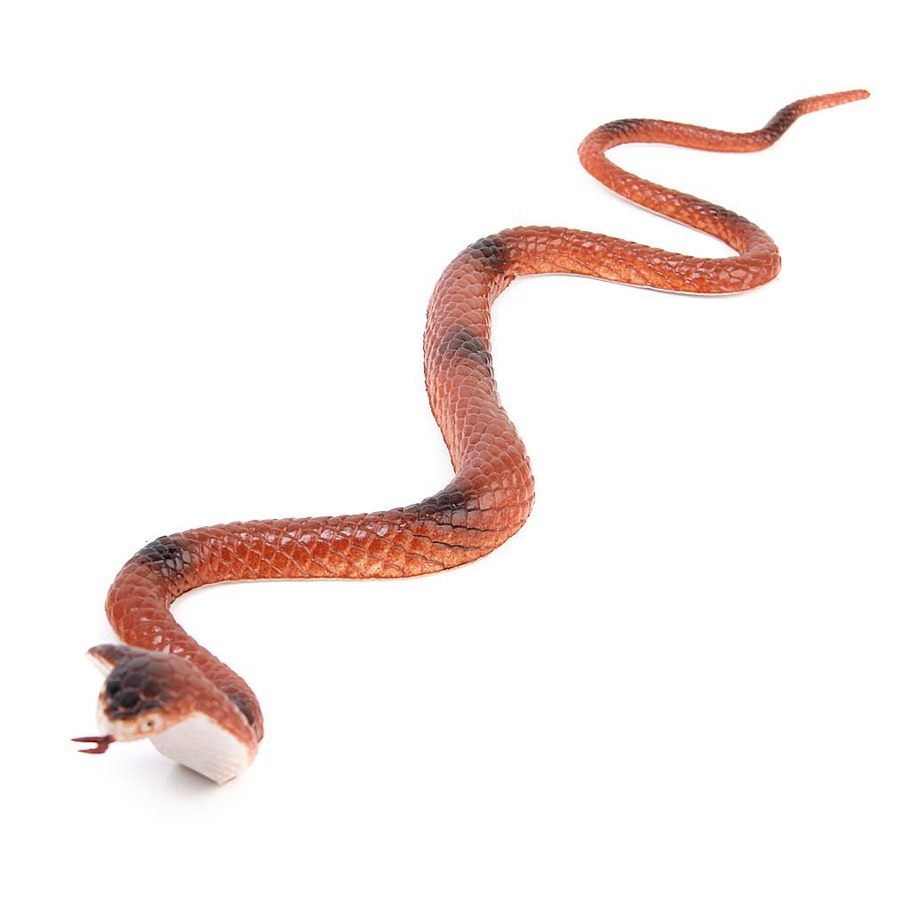 18 Inch King Cobra Snake Model Pretend Trick Toy