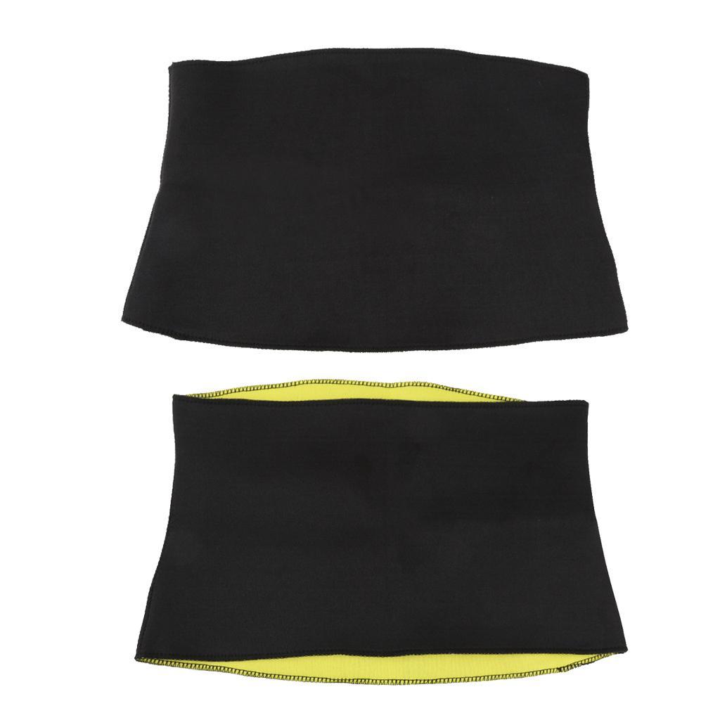 Body Shaper Waist trainer trimmer neoprene slimming Belt hot shaper L