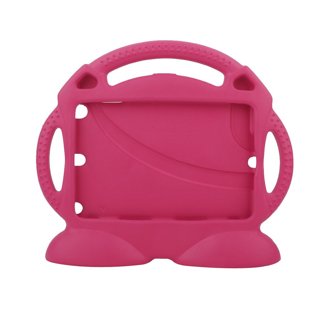 Kids Safe Foam Case Handle Stand Rose for iPad Mini 1 2 3